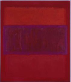Untitled, 1957, The Menil Collection - Reinstalled Menil galleries' left-brained/right-brained split