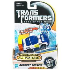 Transformers: Dark of the Moon - Activators - Sponsored Car #48: Toys & Games