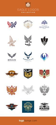 Logo Collection: Eagle