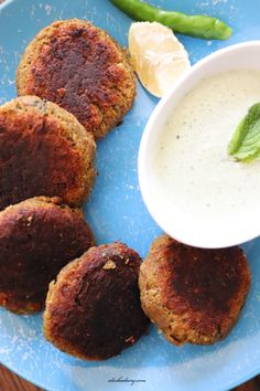 Shami kabab – Mutton Shami kebab – Mutton kebab – Alesha Diary Shami Kebab Recipes, Shami Kabab, Muffin, Breakfast, Food, Morning Coffee, Essen, Muffins, Meals