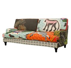studio Ardmore sofa - South Africa http://www.ardmoreceramics.co.za/buy/ardmore-design-collection/qalakabusha-sofa