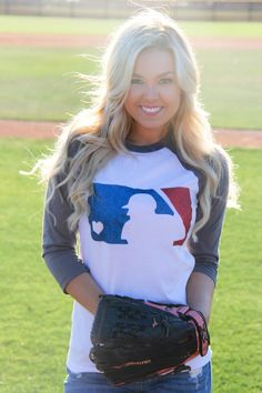 Love the game of baseball tee