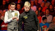 Mark Selby, neil robertson, uk champ's 2010 quarterfinal