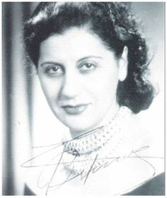 Sofia Vembo - singing satirical songs against the Italians during the Greek-Italian War (28 October 1940-23 April 1941), she became the voice of the people. Her songs of that time are taught at schools allover Greece.