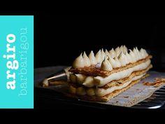 ΜΙΛΦΕΙΓ της Αργυρώς με όλα τα μυστικά για τραγανή σφολιάτα και βελούδινη κρέμα   Argiro.gr - YouTube Waffles, Breakfast, Ethnic Recipes, Food, Morning Coffee, Essen, Waffle, Meals, Yemek