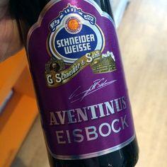 Schneider Weisse Aventinus Eisbock #cerveja #beer