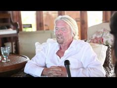 Richard Branson interviews Marie Forleo. Come over to www.marieforleo.com, the place to be to have a business and life you love!