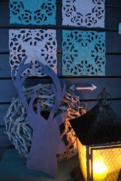 Winter decoration Winter Christmas, Christmas Crafts, Winter Magic, Thanksgiving Recipes, Villa, Seasons, Halloween, Decoration, Home Decor