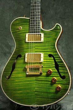 Knaggs guitar