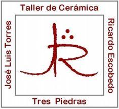 Logotipo actual Tres Piedras 2006 Symbols, Peace, Logos, Diana, Pasta, Logo, Enamels, Plaster Molds, Ceramic Workshop