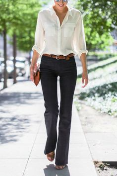 15 Pieces to a Perfect Business Casual Wardrobe