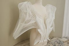 'Escapism' tunic by i.materialise, via Flickr