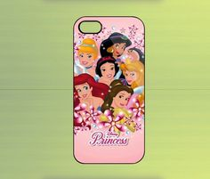 Disney Princesses for iPhone 4/4S iPhone 5 Galaxy S2/S3/S4 & Z10 | WorldWideCase - Accessories on ArtFire