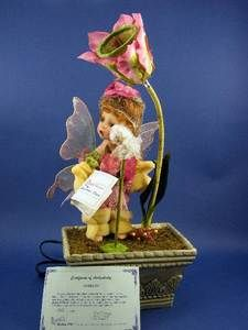 Duck House Heirloom Angelisa Doll Lamp Angel Fairy