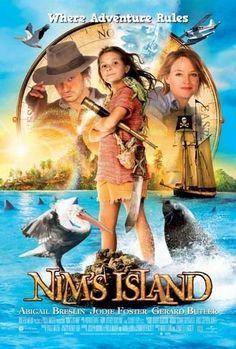 Family Movie: Nim's Island Chandler, Arizona  #Kids #Events