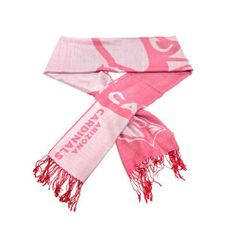 Arizona Cardinals Fashion Pashmina Scarf By Forever Collectibles | Womens | Accessories | Arizona Cardinals Store #AZCardinals $34.00