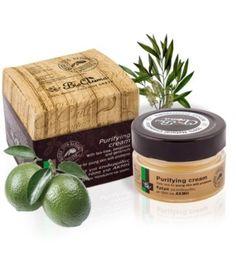 Anti Acne Cream 40ml. Natural remedy against blackheads