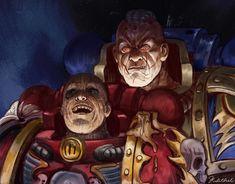 Warhammer Fantasy, Warhammer 40k, Alien Logo, Fandoms, Artist, Artworks, Painting, Fictional Characters, Gallery