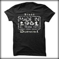 Nill Dumont - Feito em 1961 - Totalmente original... visite - www.viladumont.vai.la
