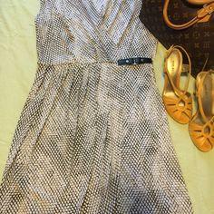 Michael Kors dress Gorgeous dress. Michael Kors Dresses Midi