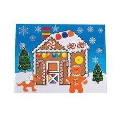 DIY+Gingerbread+House+Sticker+Scenes+-+OrientalTrading.com