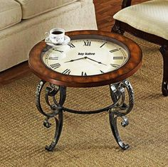 table clock~
