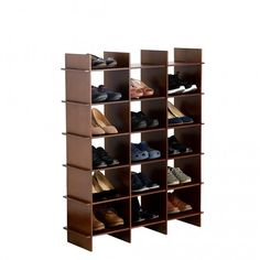 Shoe Shelves, Shoe Rack, Shoes, Yurts, Over Knee Socks, Furniture, Zapatos, Shoes Outlet, Shoe Shelve