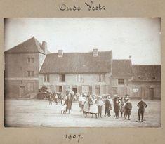 OUDE VEST BREDA  1907