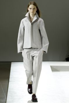 Sfilata Jil Sander Milano - Collezioni Autunno Inverno 2014-15 - Vogue