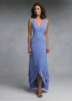 casrin cornflower blue dress $98