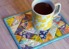 beckandlundy: mini HST mug rug