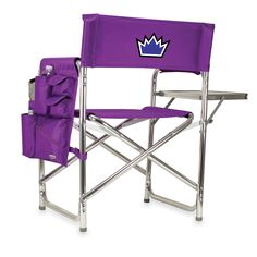 Sacramento Kings Outdoors Sports Chair