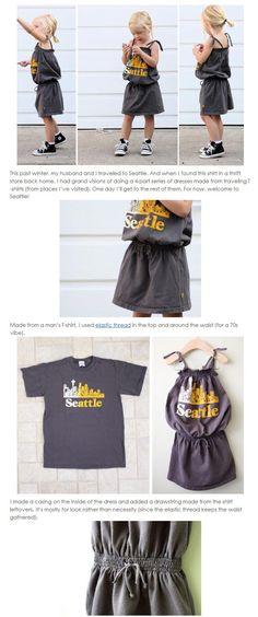 子供服リメイク作り方詳細