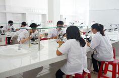 Tọa lạc tại gần trung tâm thành phố, Trường Cao đẳng Dược Bộ Quốc Phòng là địa chỉ đào tạo Cao đẳng Dược số 1 trên địa bàn Hà Nội.