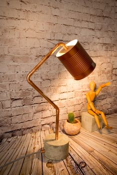 Items similar to Copper desk lamp Concrete desk lamp Desk lamp Copper Copper desk decor Concrete light Copper decor copper lighting Concrete lighting on Etsy Copper Table, Copper Lamps, Copper Decor, Copper Lighting, Industrial Lamps, Modern Industrial, Industrial Design, Task Lighting, Concrete Light
