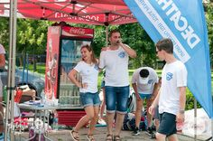 Partners with Decathlon at Water Splash Fest in Oradea