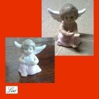 COD. 0088 lirò angeli battesimo comunione cresima bomboniera