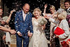 Biodegradable Natural Real Petal Wedding Confetti www.adamapple.co.uk