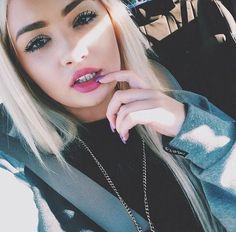 blond pretty