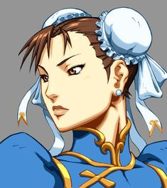 Character Select- Chun-Li by UdonCrew.deviantart.com on @deviantART
