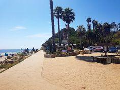 Santa Barbara 💙 Beautiful beaches in California www.bettyslife.com/en