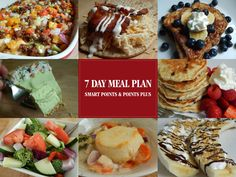 I get asked a lot if I have any sort of sample plan for what I eat in a…
