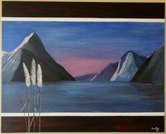 Mitre Peak, Abner Moyle