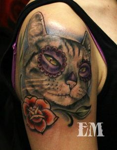 Dead Cat Tattoo