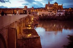 Roman Bridge over Guadalquivir river by SOUVIK  on 500px
