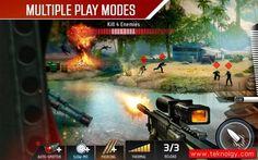 اكبر تحديث تم انزاله لحد الان في لعبه القتالات والحروب Kill Shot Bravo http://www.teknolgy.com/android-games/kill-shot-bravo.html apk، games 2016، IOS، Kill Shot Bravo، اكبر تحديث تم انزاله للعبه Kill Shot Bravo، اكشن 2016، العاب اندرويد 2016، العاب ايفون 2016، قتال 2016، كيل شوت برافو اخر اصدار، لعبه القتالات Kill Shot Bravo 2016