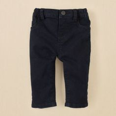 The childrens place denim jeggings 6-9