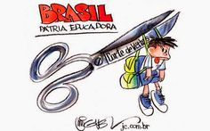 Pátria Educadora... sem verbas!