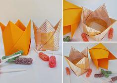 mas origami: cajas