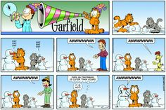 Garfield & Friends | The Garfield Daily Comic Strip for December 29th, 2013
